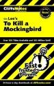 On Lee's To Kill a Mockingbird (Cliffs ...