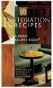 Restoration Recipes: Techniques for Repairing and Refinishing Fine Furniture