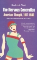 The Nervous Generation: American Thought 1917-30