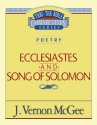 Ecclesiastes / Song of Solomon (Thru the Bible)