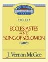 Ecclesiastes / Song of Solomon (Thru the Bible)