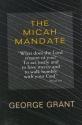 The Micah Mandate: