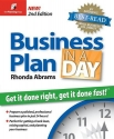 Business Plan in a Day: Get It Done Right, Get It Done Fast
