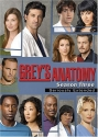 Grey's Anatomy - The Complete Third Sea...