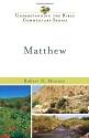 Matthew (Understanding the Bible Commentary Series)