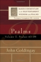 Psalms, vol. 2: Psalms 42-89 (Baker Commentary on the Old Testament Wisdom and Psalms)