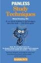 Painless Study Techniques (Barron's Painless)