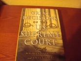 Great Decisions Of The U. S. Supreme Court