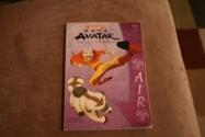 Avatar the Last Air Bender (The Lost Scrolls) AIR
