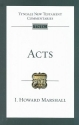 Acts (Tyndale New Testament Commentaries (IVP Numbered))