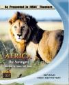 Africa: The Serengeti  [Blu-ray]