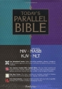 Today's Parallel Bible, Burgundy