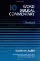 Word Biblical Commentary Vol. 10, 1 Samuel