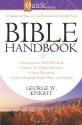 QUICKNOTES BIBLE HANDBOOK (QuickNotes Commentaries)