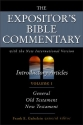 The Expositor's Bible Commentary, Vol. 1:  Introductory Articles