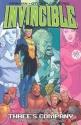 Invincible (Book 7): Three's Company (v. 7)