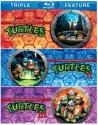 Teenage Mutant Ninja Turtles / Teenage Mutant Ninja Turtles II: The Secret of the Ooze / Teenage Mutant Ninja Turtles III: Turtles in Time  [Blu-ray]