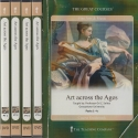 Art Across the Ages DVD series (The Teaching Company Great Courses Number 7150., 8 DVD set with the course guide book.)
