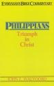 Philippians- Everyman's Bible Commentary: Triumph in Christ (Everyman's Bible Commentaries)