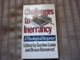 Challenges to inerrancy: A theological response