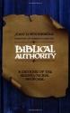 Biblical Authority: A Critique of the Rogers/McKim Proposal