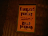 Evangelicals and inerrancy