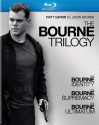 The Bourne Trilogy  (Slim Packaging) [Blu-ray]