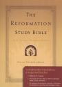 Reformation Study Bible-ESV (Burgundy)