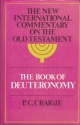 Book of Deuteronomy (The New international commentary on the Old Testament)