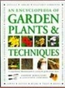 An encyclopedia of garden plants