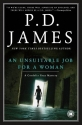 An Unsuitable Job for a Woman (Cordelia Gray Mysteries, No. 1)