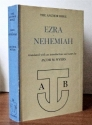 The Anchor Bible Ezra Nehemiah No. 14 Translated With An Introduction and Notes