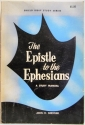 The Epistle to the Ephesians,: A study manual (Shield Bible study series)