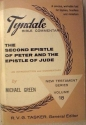 The Second Epistle of Peter and the Epistle of Jude, Tyndale Bible Commentaries