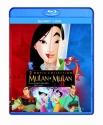 Mulan / Mulan II  [Blu-ray / DVD]