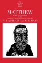 Matthew (The Anchor Yale Bible Commentaries) (Volume 26)