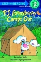 P. J. Funnybunny Camps Out (Step-Into-Reading, Step 2)