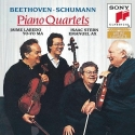 Schumann: Piano Quartet in Ef Op 47; Beethoven: Quartet in Ef Op 16