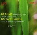 Brahms: Symphony No. 2; Double Concerto