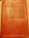 The MacArthur Daily Bible (Leather)