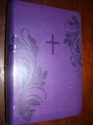 NIV Compact Bible - Purple (complete Bible, small lettering)
