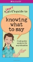 A Smart Girl's Guide to Knowing What to...