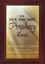 Jack Van Impe Prophecy Bible (Special Limited Edition /Words of Christ in Red)