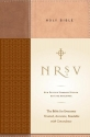 NRSV Standard Bible w/Apoc (tan/brown)