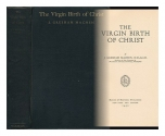 The Virgin Birth of Christ