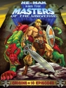 He-Man and the Masters of the Universe:...