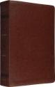 ESV Study Bible (TruTone, Natural Brown)