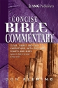AMG Concise Bible Commentary (AMG Concise Series)