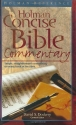 The Holman Concise Bible Commentary (Holman Reference)