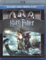 Harry Potter and the Deathly Hallows Part 1 LIMITED EDITION Blu-ray / DVD / Digital Copy